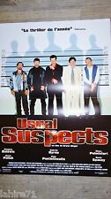 USUAL SUSPECTS ! bryan singer   affiche cinema