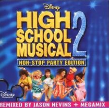 HIGH SCHOOL MUSICAL 2-NON STOP SOUNDTRACK CD OST NEU