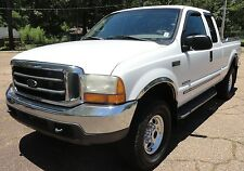 Ford: F-250 LARIAT 4X4 4WD 7.3 POWERSTROKE DIESEL SUPERCAB