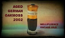 German Oakmoss 2002 - Aged 15 Years - Pure Natural Essential Oil - 3ml
