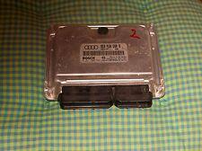 Motorsteuergerät Audi S4 quattro 4,2 V8 40V BBK 8E0910560B  0261207992  2004/06