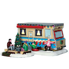 Coventry Cove by Lemax: Christmas Road Trip Set of 2 Light Building UL Listed