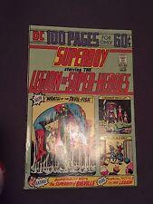 Superboy 202 Raw 9.2 / 9.4 Bronze Age Key DC Comic I.G.K.C. L@@K