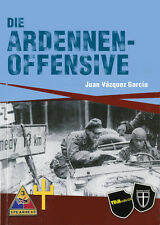 Garcia Ardennen Offensive Westfront 2. Weltkrieg 1944 Wehrmacht Bastogne US Army