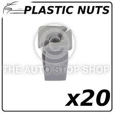 Clips vis en plastique NUTS 4,8 mm x 7,1 mm 7,1 BMW série 1 / série 3 12680 20 Pack
