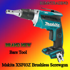 *Makita XSF03Z 18V Lithium-Ion Brushless Cordless Drywall Screwdriver, Bare Tool