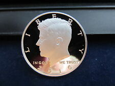 2016-S Silver Kennedy Half  Deep Cameo Mirror Proof  Upper Grading Range ULTRA