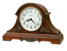 "635-127 ""SHELDON"" MANTEL CLOCK IN CHERRY FINISH-- HOWARD MILLER CLOCK COMPANY"