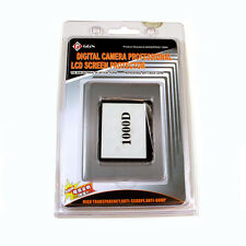 GGS LCD Screen Protector for Canon EOS 1000D Digital Rebel DSLR camera,free ship