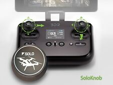 """Solo 1"" - Precision control knobs for 3DR Solo Quadcopter Controllers"