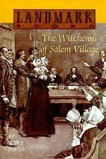 Landmark Bks.: The Witchcraft of Salem Village by Shirley Jackson (1987,...