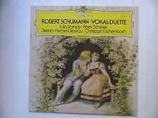 SCHUMANN Vokal-duette VARADY SCHREIER FISCHER-DIESKAU ESCHENBACH 2531204