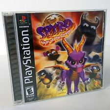 SPYRO YEAR OF THE DRAGON PS1 Game for the 1st Original SONY PLAYSTATION 1 PS-One