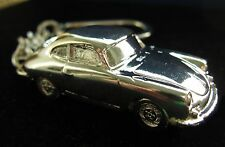 PORSCHE 356 -  Schlüsselanhänger - Kein Pin  - 3 D - massiv - Sterling Silber