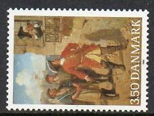Denmark MNH 1990 The 300th Anniversary of the Birth of Tordenskiold