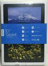 "Lenovo Tab 2 10"" Inch 16 GB Tablet BLACK HD ANDROID TB-X103F COMPUTER SEALED NEW"