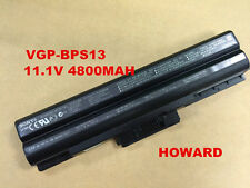 6cell Genuine Original battery for Sony VGP-BPS13B/S VGP-BPS13A/B VGP-BPS13L
