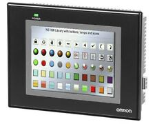"Pantalla táctil color 5.7"" ethernet colour touch screen HMI Omron NB NB5Q-TW01B"