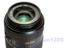 Panasonic Lumix G Vario 45-200mm f/4.0-5.6 OIS Lens for Micro 4/3 Made in Japan
