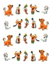 One Stroke Sticker,Comic, Disney ,Tattoo, Aufkleber  Nr.1235