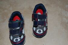 DISNEY CARS LIGHTNING McQUEEN  Sneakers Shoes Sz. Toddlers 7