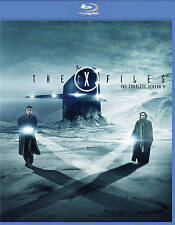 The X-Files - The Complete Second 2nd 2 Season Blu-ray Disc, 2015 7-Disc Set NEW