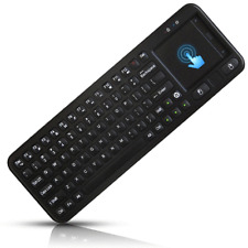 2.4G USB Wireless Air Keyboard Mouse Touchpad Remote for Android TV Box Mini PC