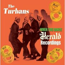 When You Dance: Herald Recordings By Turbans On Audio CD Album 2008 Very Good