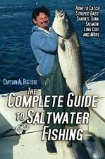 The Complete Guide to Saltwater Fishing: How to Catch Striped Bass, Sh-ExLibrary