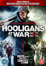 Hooligans At War - North Vs South (DVD) (NEW AND SEALED)