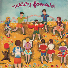 45TRS VINYL 7''/ FRENCH EP NURSERY FAVOURITES / DING-DONG CHOIR ORCHESTRA