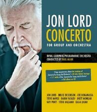 JON LORD - CONCERTO FOR GROUP AND ORCHESTRA  BLU-RAY + CD  CLASSIC ROCK  NEU