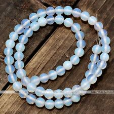 "Opalite Gems Stone Chip Strand Charms Loose Beads Fit Bracelet Necklace 15""L"