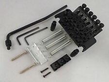 Hot Guitar Double Locking Tremolo Bridge System Black For Floyd Rose Replace