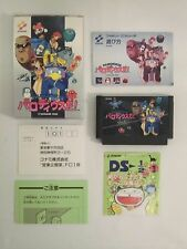 PARODIUS DA -- Boxed. Famicom, NES. Japan game. Work fully.