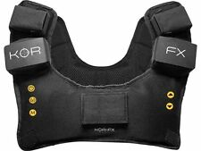KOR-FX Gaming Vest & Optical Adapter for (PS4, Xbox One, PC Sound Card)
