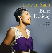 Billie Holiday - Lady In Satin (LP 180g Vinyl) NEW/SEALED