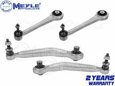 FOR BMW 5 SERIES E60 E61 REAR 2 UPPER 2 LOWER TRACK CONTROL SUSPENSION LINK ARMS