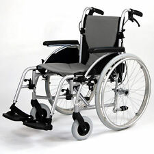 Roma Orbit 1300 lightweight folding self propel deluxe wheelchair