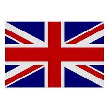Bandera del Reino Unido Uk Inglaterra Britanica Gran Bretaña de la Commonwealth
