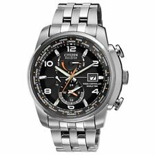 Citizen Eco-Drive AT9010-52E World Time Atomic Radio Controlled Watch