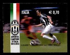 Fußball. Gewinn durch Juventus Turin. 1W. Italien 2013