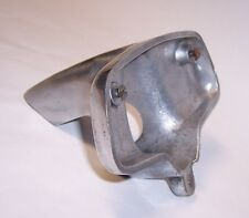 VINTAGE TRIUMPH BSA ALLOY TAILLIGHT MOUNT BONNEVILLE 650 500 LIGHTNING A65