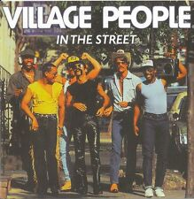 Village People – In The Street    New cd.