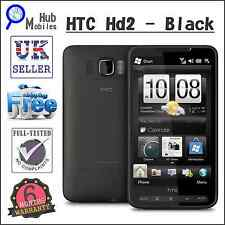 HTC HD2 - Black (Unlocked) Smartphone