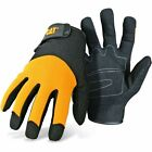 Caterpillar Cat Padded Palm Mesh Back Work Gloves Large