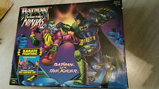 Batman vs Joker Karate Fighters Knight Force Ninjas Hasbro 1998 vintage RARE MOC
