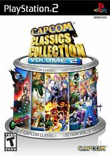 PS2 Capcom Classics Collection Volume 2 NEW