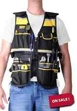 New Electrician Carpenter Framer Plumber Craftman Construction Tool Vest Bag etc