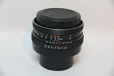 Carl Zeiss 50mm F2.8 Jena DDR M42 Fit